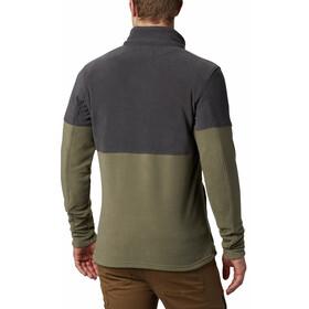 Columbia Basin Trail III Full-Zip Jacket Men, stone green/shark